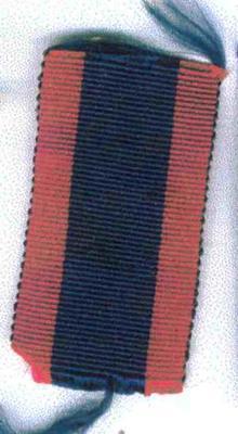 Royal Red Cross ribbon