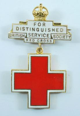 Special Services cross