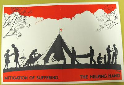Healthy Life posters: Mitigation of Suffering