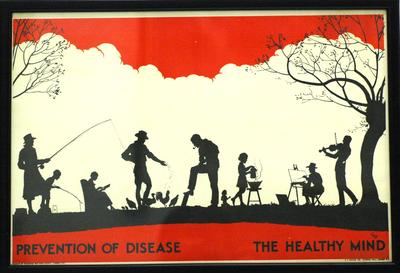Healthy Life posters: Prevention of Disease