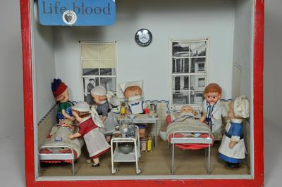 Diorama: 'Life Blood'
