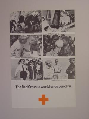 Poster: The Red Cross: a world-wide concern