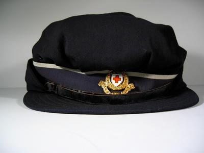 Members' gabardine cap