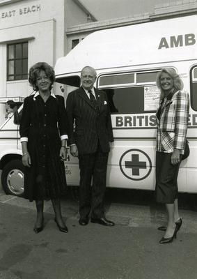 New ambulance for Dorset Branch