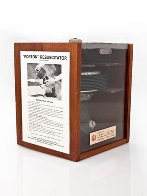 """Porton"" resuscitator"