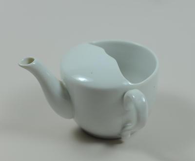 feeding mug