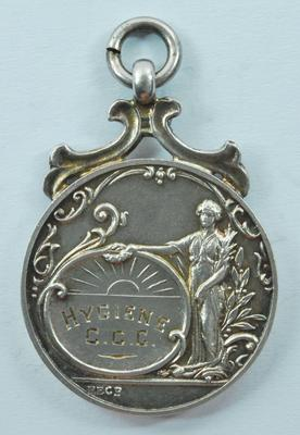 Hygiene CCC medal