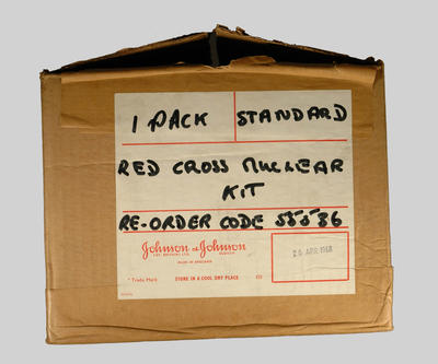 Red Cross Nuclear kit