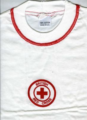 t-shirt: Red Cross Youth