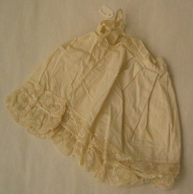 Two spare petticoats.