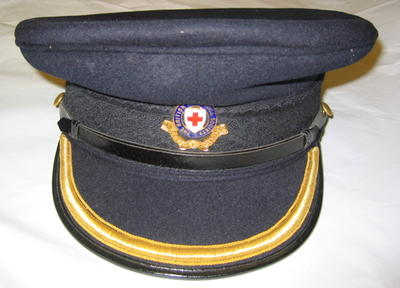 Hat, part of Medical Officer's dress uniform