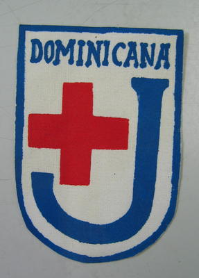 Cloth badge: Dominicana