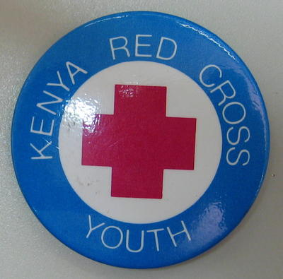 Badge: Kenya Red Cross Youth