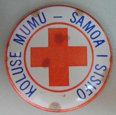Badge: Koluse Mumu - Samoa I Sisifo