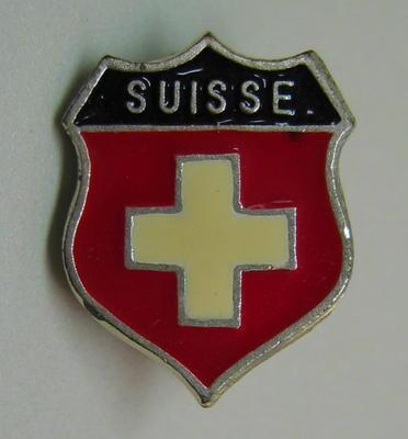 Badge: Suisse