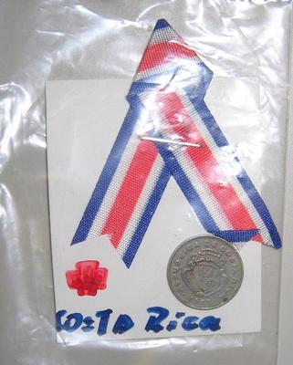 Badge: Costo Rica