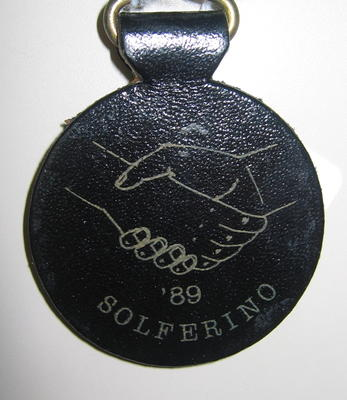 Keyring: SADIS '89 Solferino
