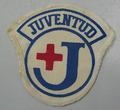 Cloth badge: Juventud