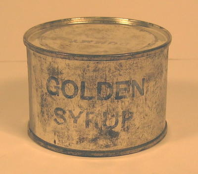 Tin of Golden Syrup