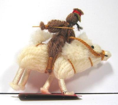 Australian soldier doll
