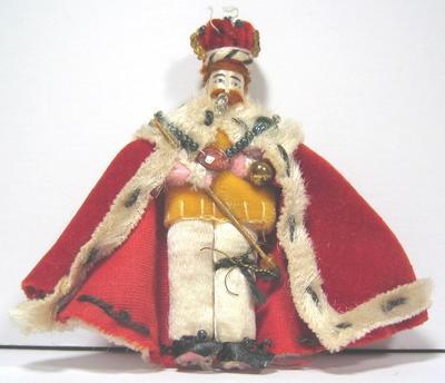 King George V doll