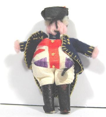 John Bull doll