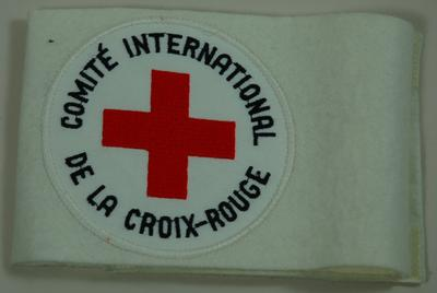 ICRC brassard