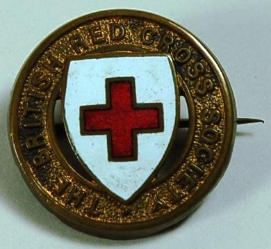 Member's button badge
