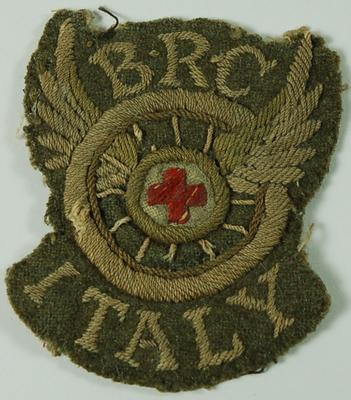 cloth badge; Medals and Badges/badge; 2045/4