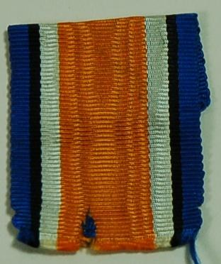 medal ribbon; Medals and Badges/Ribbon; 2045/6