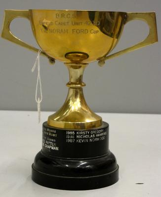'The Norah Ford Cup'