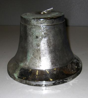 Bell from British Red Cross ambulance