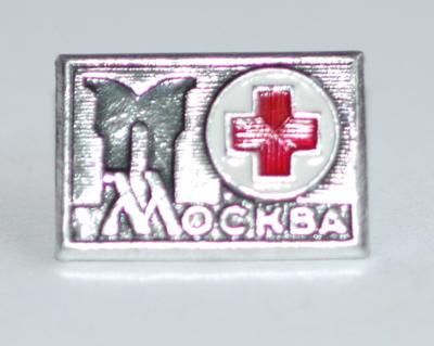 badge: MOCKBA