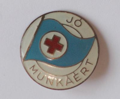 badge: JO MUNKAERT