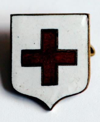 Swiss Red Cross badge