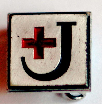 badge: Swiss Red Cross