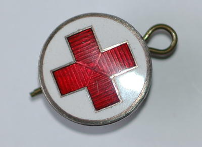 Croix Rouge Francaise badge