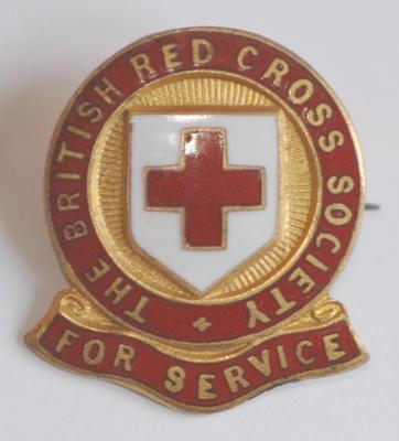 For Service badge