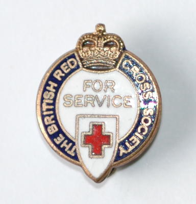 badge: For Service