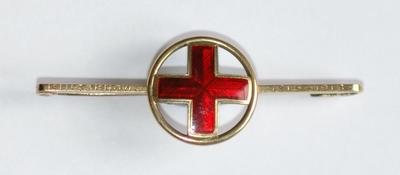 Tie or scarf pin: Kingsknowe 1915-1916
