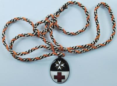 Joint emblem badges (two types)