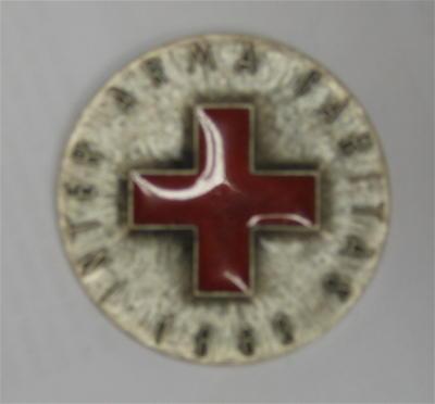 Red Cross Centenary medal 1963: Inter Arma Caritas 1863