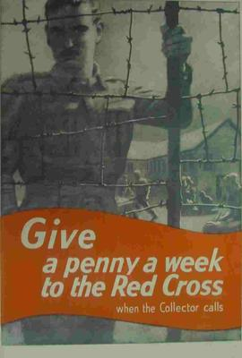 Poster appealing for funds for the Penny a Week Fund