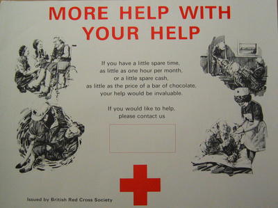 'More help with your help.'