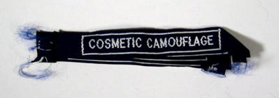 Qualification flash for adult member: COSMETIC CAMOUFLAGE