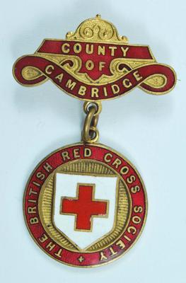 County of Cambridge badge