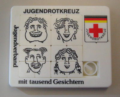 German Red Cross Society puzzle