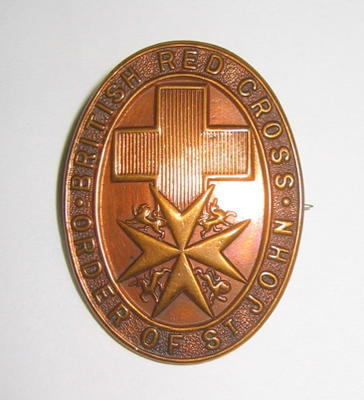 Joint War Committee badge