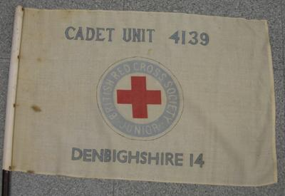 flag used by Cadet Unit 4139, Denbighshire/14
