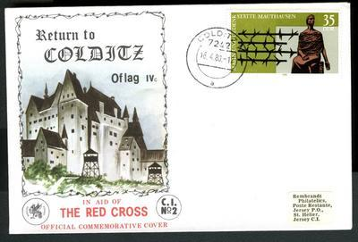 first day cover with German Democratic Republic (GDR) stamp
